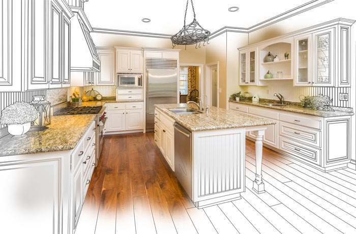 RENOVATE YOUR KITCHEN AND BATHROOMS